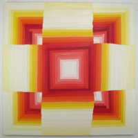 Untitled, 2011, Oil on Canvas, 36in x 36in